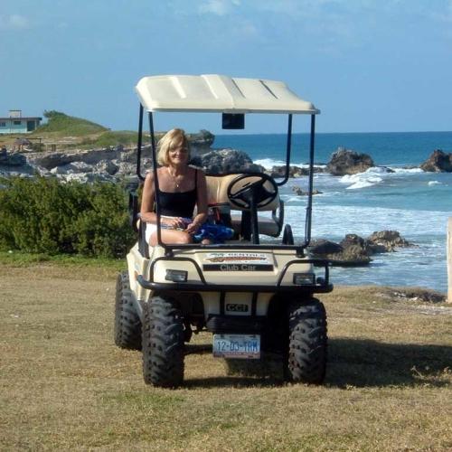Golf Cart 3