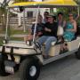 sm golf cart W people