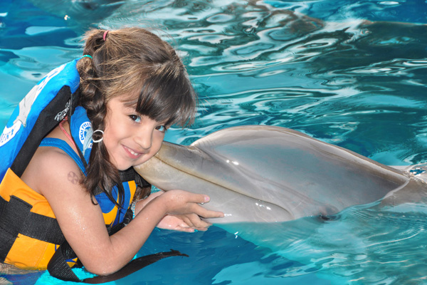 Isla Mujeres Dolphin Adventure